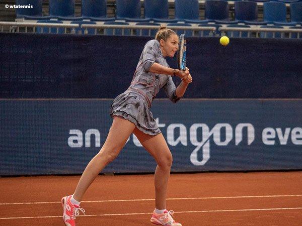 Kristyna Pliskova Kandaskan Mimpi Svetlana Kuznetsova Di Lugano