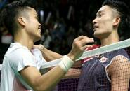 Anthony Ginting Tantang Kento Momota Di Final Singapore Open 2019