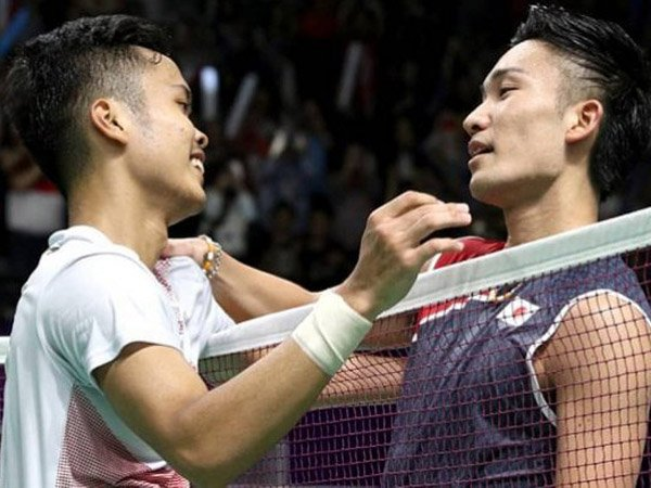 Ginting Gagal Juarai Singapore Open 2019