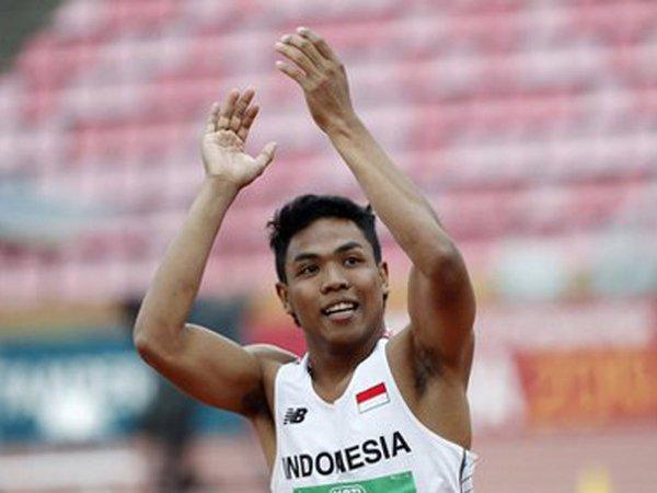 Lalu Zohri Bangga Pelatihnya Terbaik Asia
