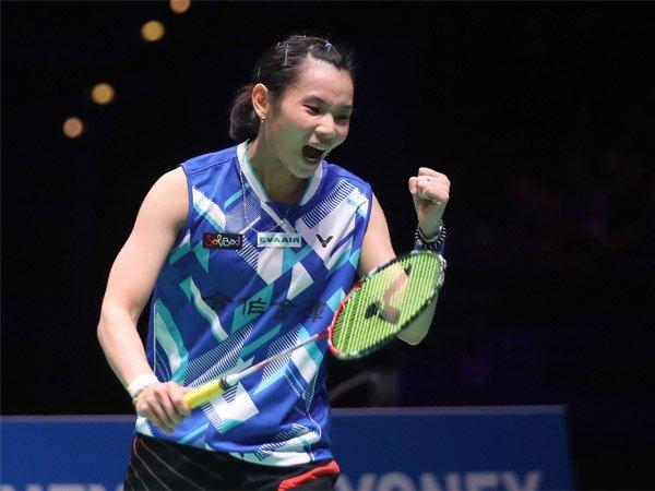 Tai Tzu Ying Juarai Singapore Open 2019