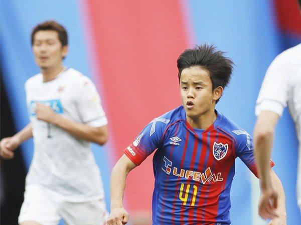 Barcelona dan Madrid Berburu Wonderkid Asal Jepang
