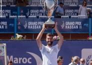 Benoit Paire Naik Podium Juara Di Marakesh