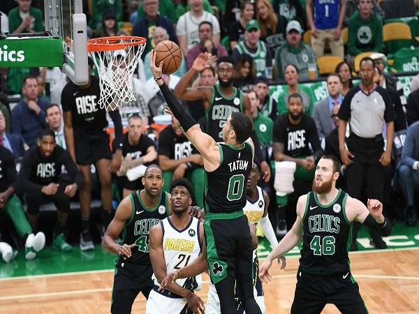 Boston Celtics Menangi Game Pertama Kontra Indiana Pacers