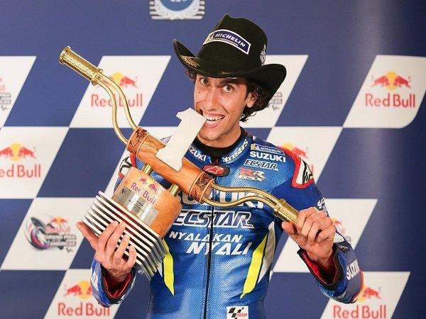 Brivio Anggap Jatuhnya Marquez Ambil Andil Besar Dalam Kemenangan Rins