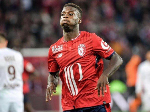 Diincar Arsenal dan Bayern Munich, Nicolas Pepe Dipastikan Tinggalkan Lille