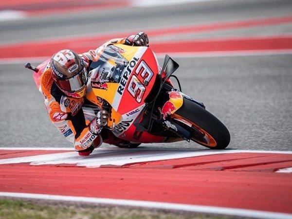 Gagal Teruskan Tren Kemenangan, Marquez Sebut Ia Hanya Manusia Biasa