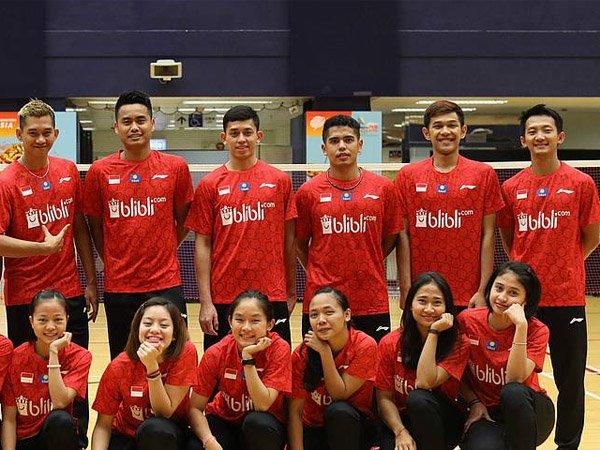 Inilah Hasil Undian Ajang Badminton Asia Championships 2019