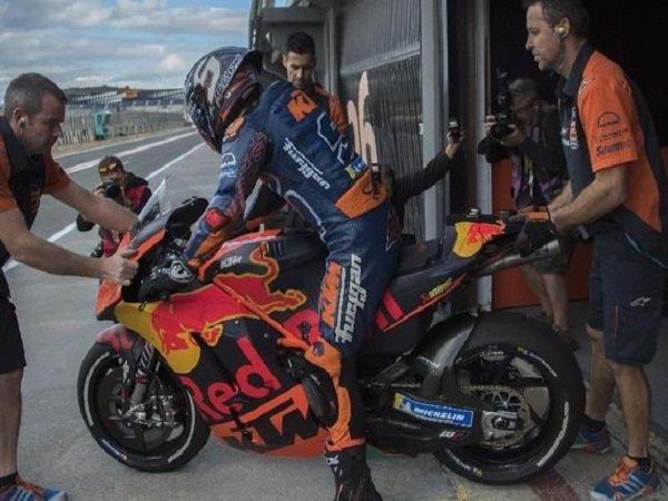 Johann Zarco Sebut KTM Menghambat Proses Adaptasinya