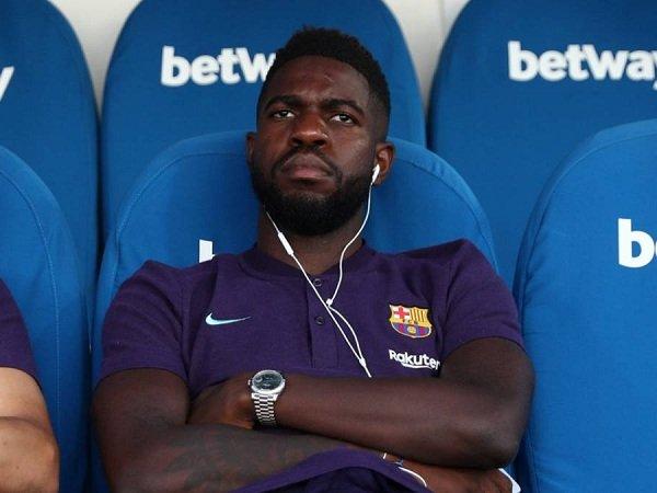 Juventus Rela Tampung Umtiti dari Barcelona?