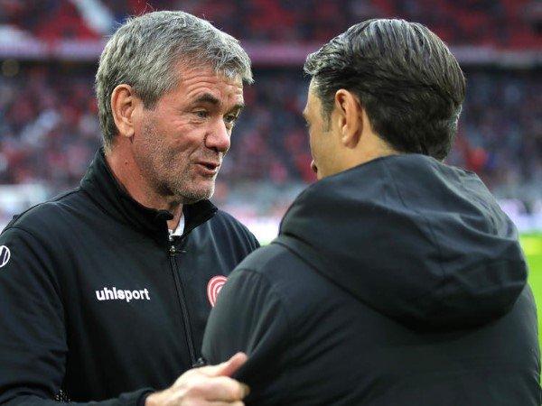 Kalah Telak, Pelatih Fortuna Dusseldorf Sebut Bayern Memang Terlalu Kuat