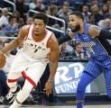 Kejutan di Playoff Basket NBA, Magic Tumbangkan Raptors