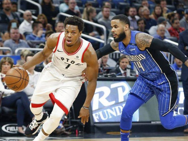 Kejutan di Playoff Basket NBA, Magic Tumbangkan Raptors