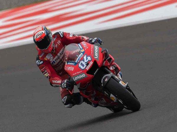 Marquez Gagal Finish di GP AS, Begini Reaksi Dovizioso