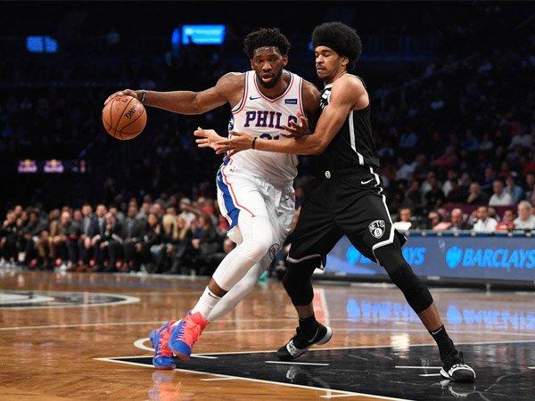 Playoff NBA: Sixers Takluk di Tangan Nets