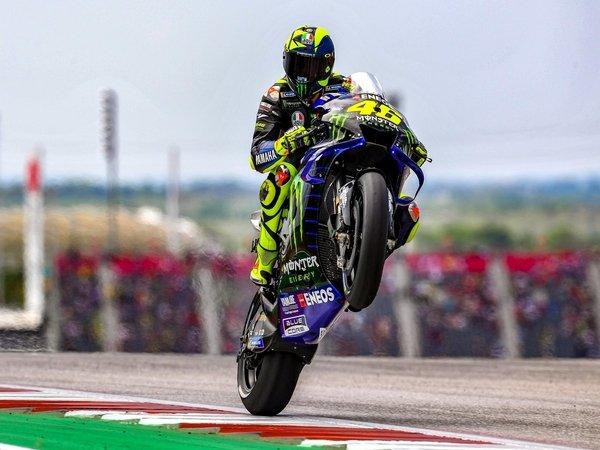 Valentino Rossi: 'Yamaha Tampil Cukup Kuat Tahun Ini'