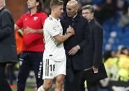 Zidane Indikasikan untuk Pinjamkan Llorente Musim Depan
