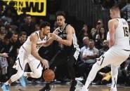 Sempat Tertinggal 19 Poin, Nuggets Bangkit dan Kalahkan Spurs di Game Kedua