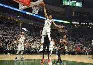 Milwaukee Bucks Menang Telak Atas Detroit Pistons di Game 2