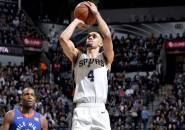 Derrick White Impresif, Spurs Pukul Mundur Nuggets