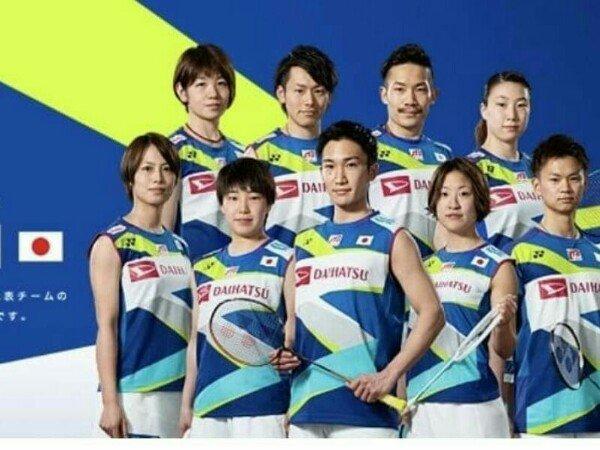 Jepang Umumkan Skuat Piala Sudirman 2019