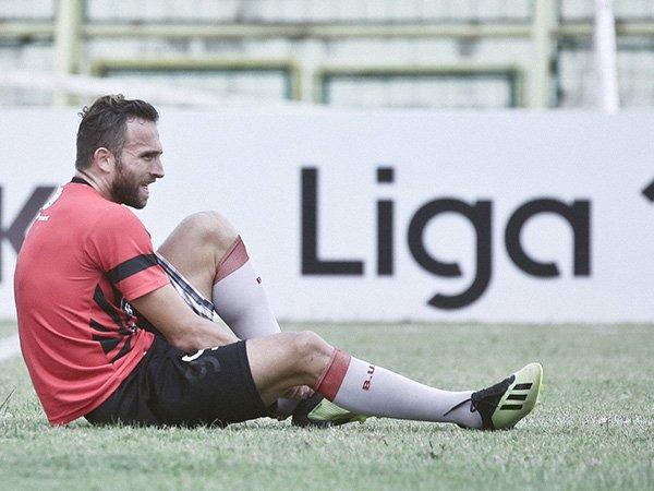 Pelatih Bali United Siapkan Pengganti Platje Dan Spaso
