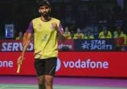 Kidambi Srikanth Pimpin Skuat India di Piala Sudirman 2019
