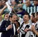 Allegri Targetkan Scudetto Lagi untuk Juventus Musim Depan