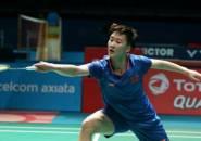 Chen Yufei Unggulan Teratas Kejuaraan Asia 2019