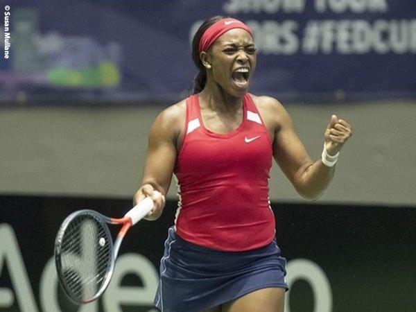 Hasil Fed Cup: Sloane Stephens Persembahkan Satu Kemenangan Bagi AS
