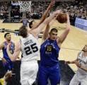 Menang di Game 4, Nuggets Samakan Kedudukan Dengan Spurs