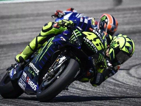 Rossi Dinilai Gagal Menang di MotoGP AS Karena Kelelahan