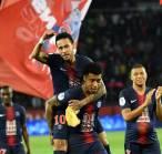 Bungkam Monaco, PSG Jadi Juara Ligue 1