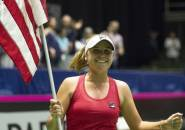 Hasil Fed Cup: Sofia Kenin Menang, AS Unggul 3-2 Atas Swiss