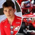 Leclerc Tidak Pernah Berpikir Jadi Pebalap Hebat Ketika Membela Ferrari