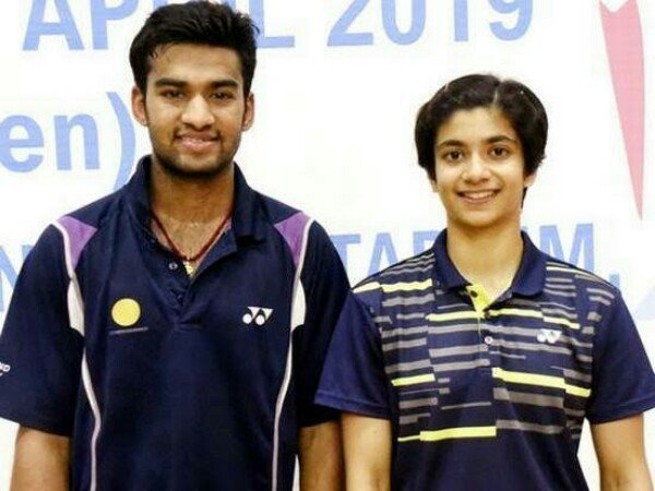 Siril Varma dan Malvika Bansod Juara Kejuaraan Nasional Senior India 2019