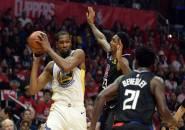 Kalahkan Clippers, Warriors Selangkah Lagi Melesat ke Babak Semifinal Konferensi Barat