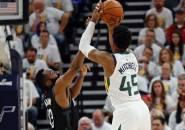 Kalahkan Rockets di Game Empat, Jazz Perpanjang Napas