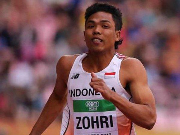 Lalu Zohri Cetak Prestasi Lagi di Kejuaraan Atletik Asia 2019
