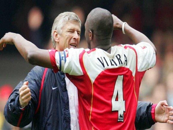 Arsene Wenger Sebut Patrick Vieira Pelatih Masa Depan Arsenal