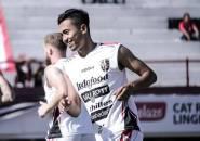 Demi Bali United, Ricky Fajrin Rela Tunda Bulan Madu