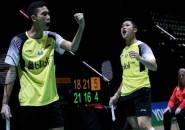 Dua Ganda Putra Lolos Babak Kedua Kejuaraan Asia 2019