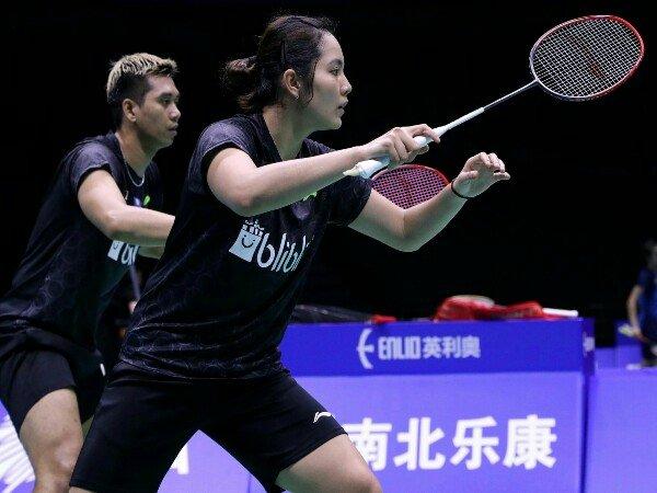 Kejuaraan Asia 2019: Alfian/Gischa Dihentikan Unggulan Kedua