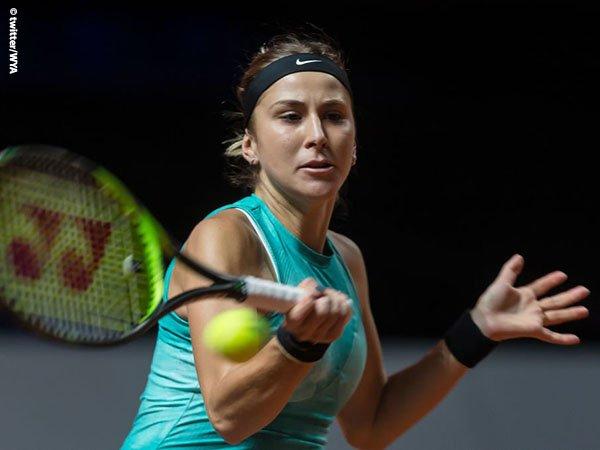 Mandy Minella Bukan Halangan Bagi Belinda Bencic Di Stuttgart