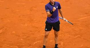 Dominic Thiem Dan Kei Nishikori Pastikan Satu Tempat Di Perempatfinal Barcelona Open