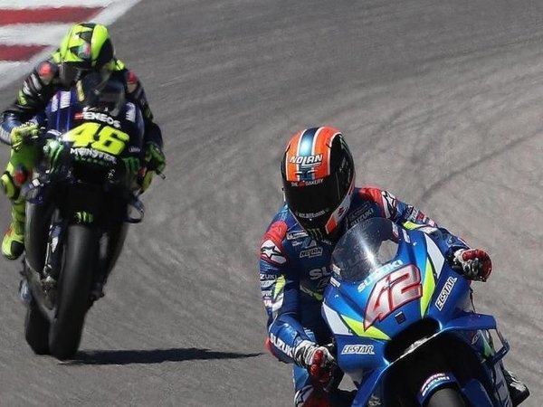 Dovi Khawatir Valentino Rossi dan Alex Rins Tampil Konsisten Musim Ini