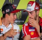Dovizioso Beberkan Alasan Ducati Kewalahan Saingi Marquez