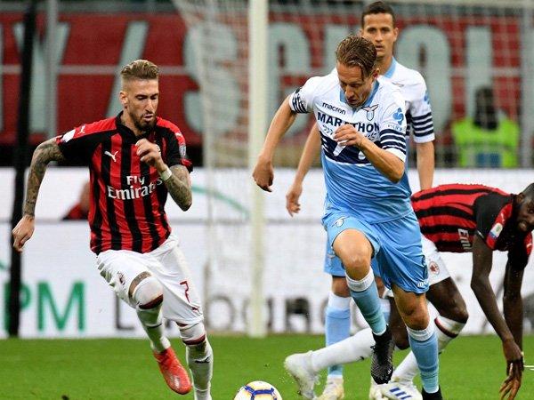 Dua Punggawa Lazio Komentari Kesuksesan Timnya Tembus Final Coppa Italia