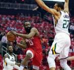Houston Rockets Sukses Sudahi Perlawanan Utah Jazz di Babak Playoff