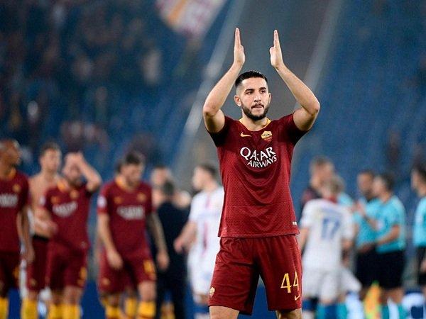 Juventus Segera Boyong Kostas Manolas dari AS Roma